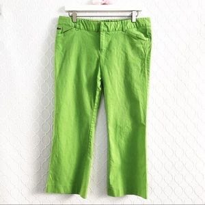 Lacoste Green Crop Chino SZ 42